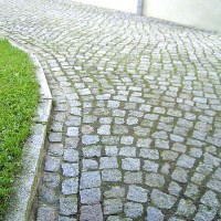 Granitpflaster
